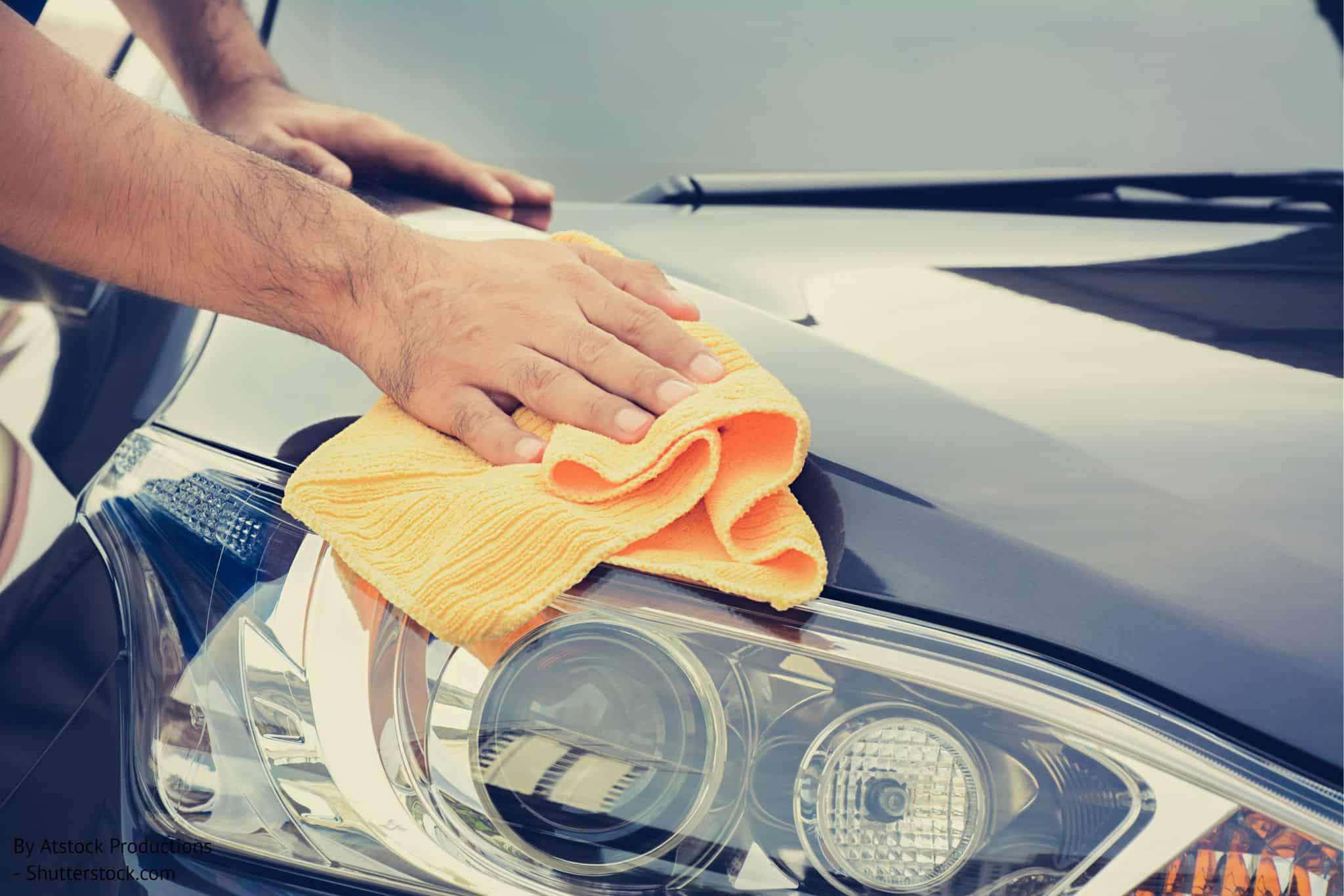 καθαρισμός αυτοκινήτου