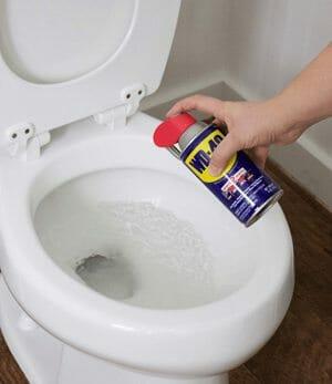 Χρήσεις του WD40 στο μπάνιο