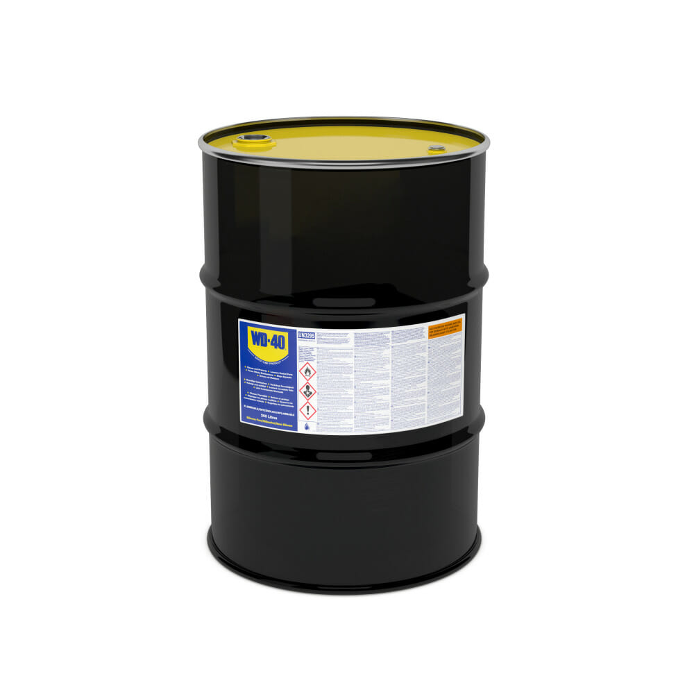 uk wd40 multi use product 200l drum